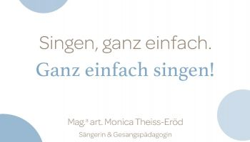 Ganz Einfach Singen Monica1